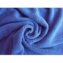 Tissu de tricot Terry Heavy 100% Polyester