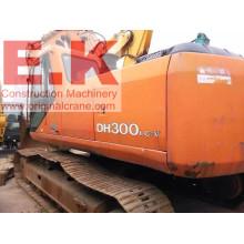30ton Hidráulica Doosan Crawler Escavadeira Usada (DH300LC-V)