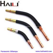 Panasonic 500A torche de soudage cou de cygne