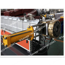 PA Nylon twin screw pelletizing extruder