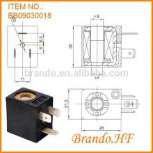 Pneumatische IP65 AC220V Magnetventilspule