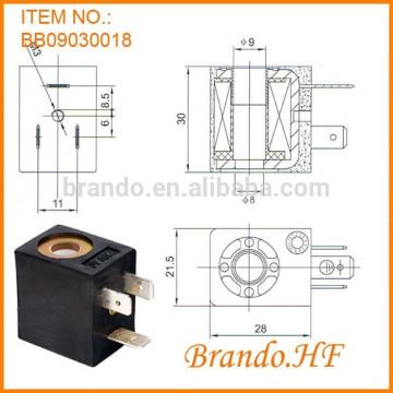 Pneumatic ip65 AC220V Solenoid Valve Coil