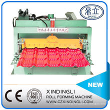 Popular Classic Glazed Step Making Roofing Sheet Forming Machine