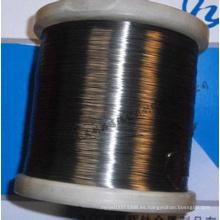 Diámetro de suministro 0.5-6.0mm Bobina de aleación de titanio