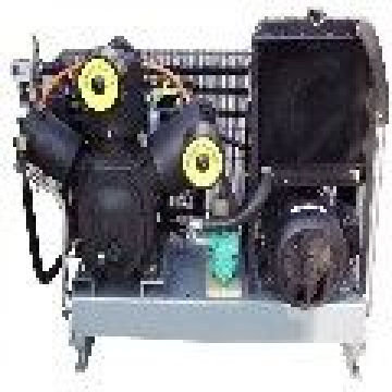 Bouteille d'animaux soufflant de la pompe à air comprimé à air haute pression (Pw-1.6 / 30)