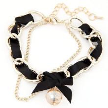 2015 nova chegada pingentes de cristal encantos bracelete na moda