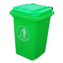 Lixeira de plástico exterior de 30 litros (YW0014)