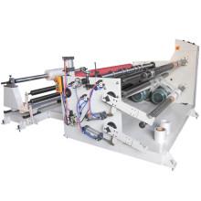 Машина для разрезания бумаги для клейкой бумаги и перемотки бумаги