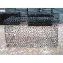 PVC revestido tecendo Gabion com bom preço