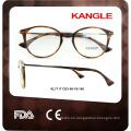 2017 unisex round shape combination stripe eyeglasses optical frame eyewear