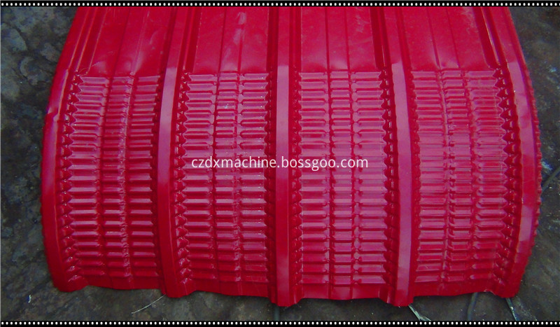 curved roofing sheet roll forming machine41