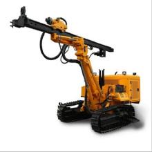 Crawler type multifunctional well drilling machine