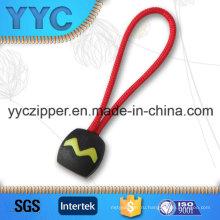 Красочный дизайн молнии Wire Rope Puller для спортивной одежды