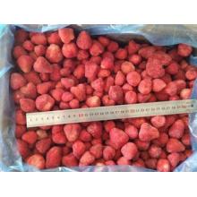 IQF congelant la fraise organique HS-16090906