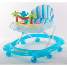 2016 Hot Sell Baby Walker con 8 ruedas