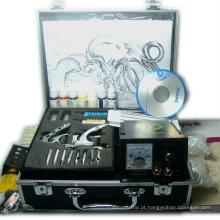 kit de tatuagem de duas armas profissionais para iniciantes de tatuagem limem