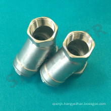 Y Type Filter Stainless Steel Y Strainer (DN32 DN40 DN50)