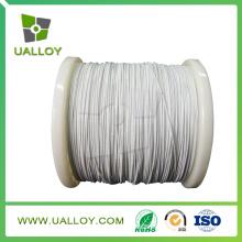 Fio de fibra de vidro isolado Ni80cr20