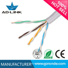 Low factory price FOB Shenzhen utp cca cat5e cable