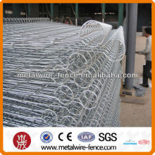 Double circle roll welded garden fencing