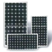 10W bis 280W monokristalline Silizium Sonnenkollektor
