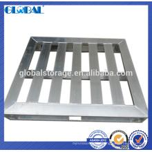 Soldadura completa de paletas de aluminio para cargas pesadas