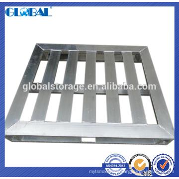Full welding of Aluminium Pallet for heavy duty loading