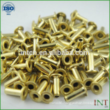 tubular blind brass rivets