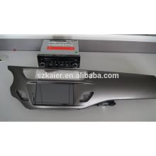 De calidad superior Android 6.0 7 '' Reproductor de DVD del coche de audio GPS para Citroen C3 2008-2014 con Radio BT Radio UV negro gris