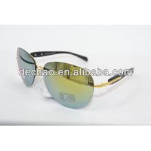 polarizada óculos de aviador de gradiente
