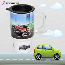Polymer Travel Mug,blank sublimation plastic cup,custom mug,logo printing cup