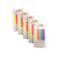 Blister Card Package Multicolored Party Decoration Candle