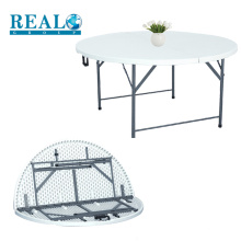 Mesa de picnic plegable HDPE de alta calidad