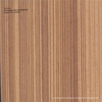 Chapa de la cara de los muebles 2x8 '