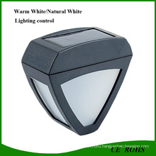 High-Quality LED Solar Wall Lamp for Fence Gutter