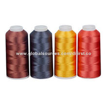 100% Cotton Embroidery Sewing Thread