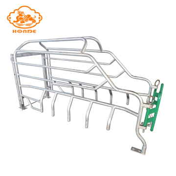 Wholesale Best Quality Farrowing Crate For Pigs