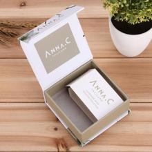 Ny design Luxury Book Shape Soap Paper Box