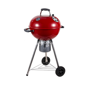 "18 ""Deluxe Weber Style Grill Red"