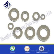 Rondelle plate en acier inoxydable A2-70 Din125 rondelle plate Rondelle plate en acier inoxydable