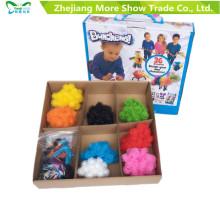 Crianças Bunchems Espinho Bola Clusters Mega Pack Xms Festival Aniversário Brinquedo