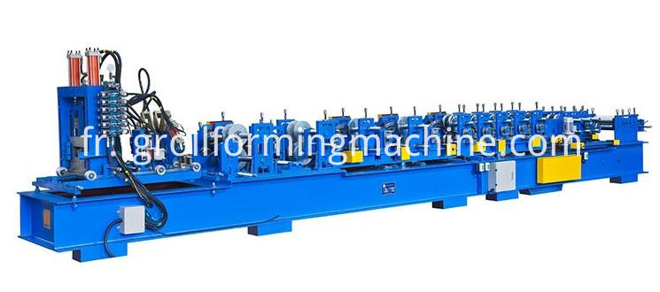 Galvanized Steel Cold Roll Forming Machine