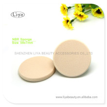 NBR Latex Makeup Sponge With Various Color and Shape