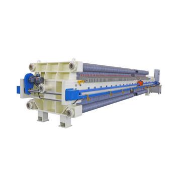 belt filter press machine for sludge dry