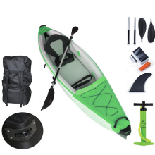 Superior OEM 2021 New Drop Stitch Fishing Kayak  Inflatable Fishing Kayak For Sale