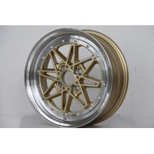 Rivets 16inch Milling Lip wheel rim Tuner
