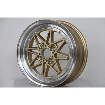 Rivets 16inch Milling Lip wheel rim Tuner
