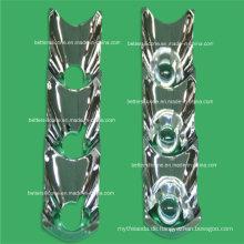 Electroplating Alu Coated LED Beleuchtung Abdeckung