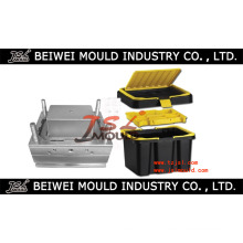 Molde de caixa de ferramentas plásticas de alta qualidade