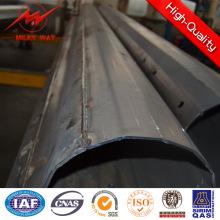 69kv Africa Octognal 27.5m 18kn Steel Pole